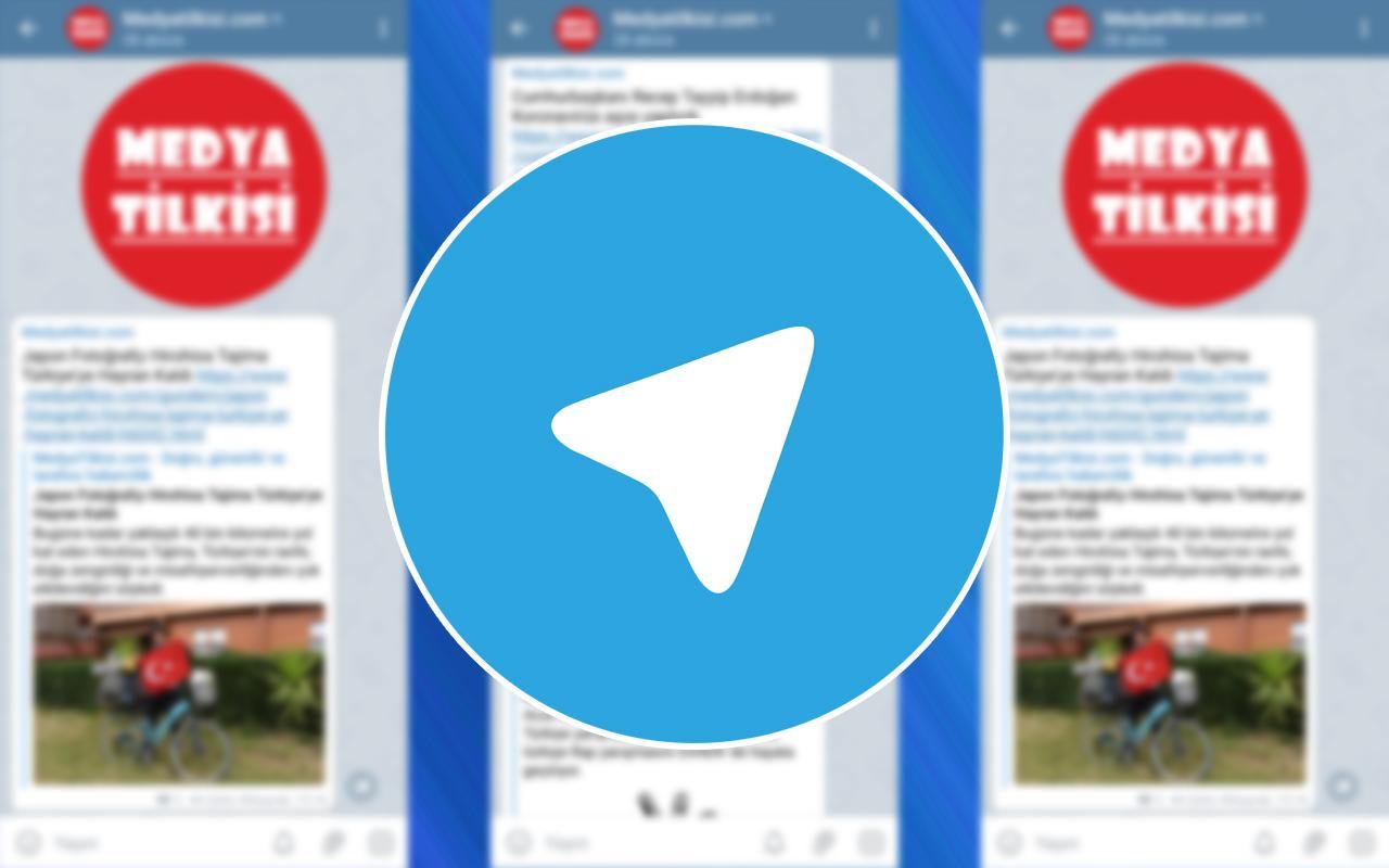 MedyaTilkisi artık Telegram'da!