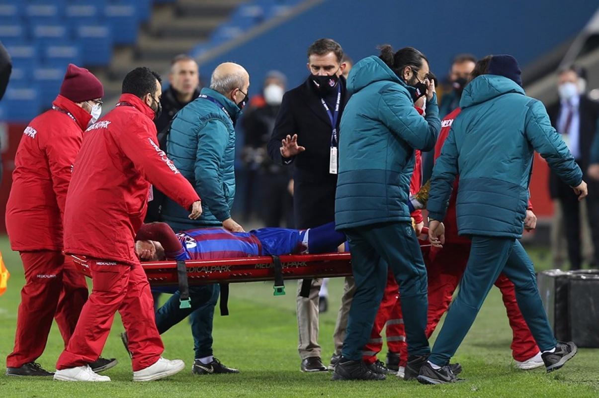 Trabzonsporlu Abdülkadir Ömür'den kötü haber