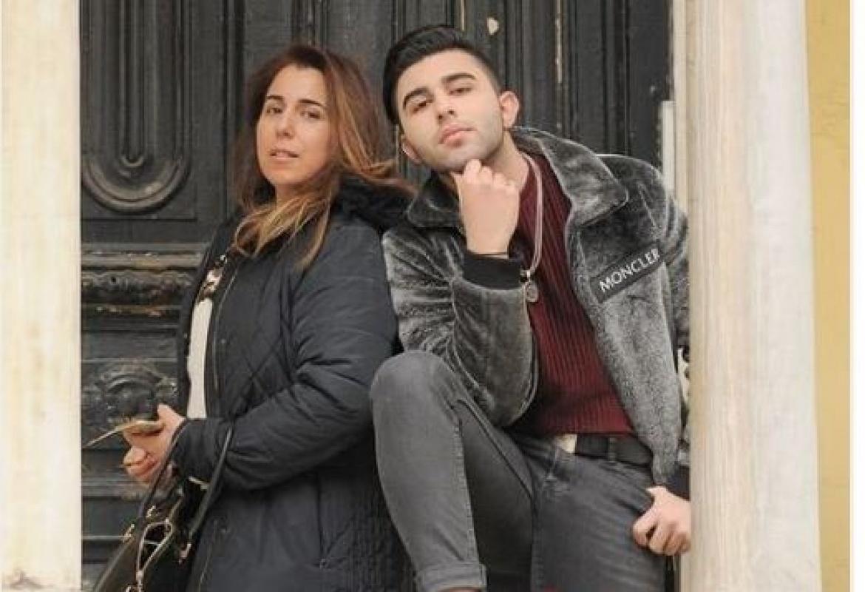 Türkücü Seher Dilovan'ın oğlu popçu oldu!