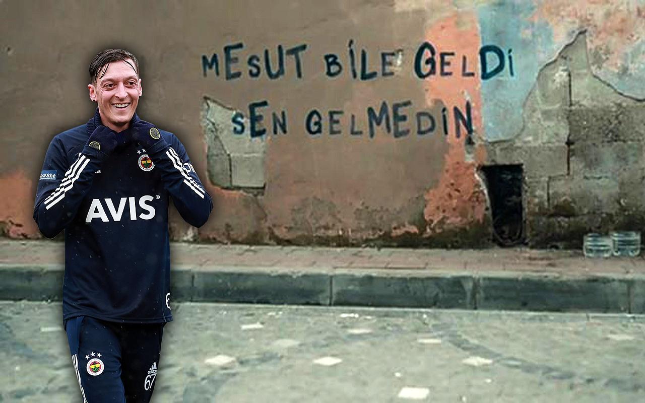 Çukur dizisinden Fenerbahçe'nin Mesut Özil transferine olay gönderme
