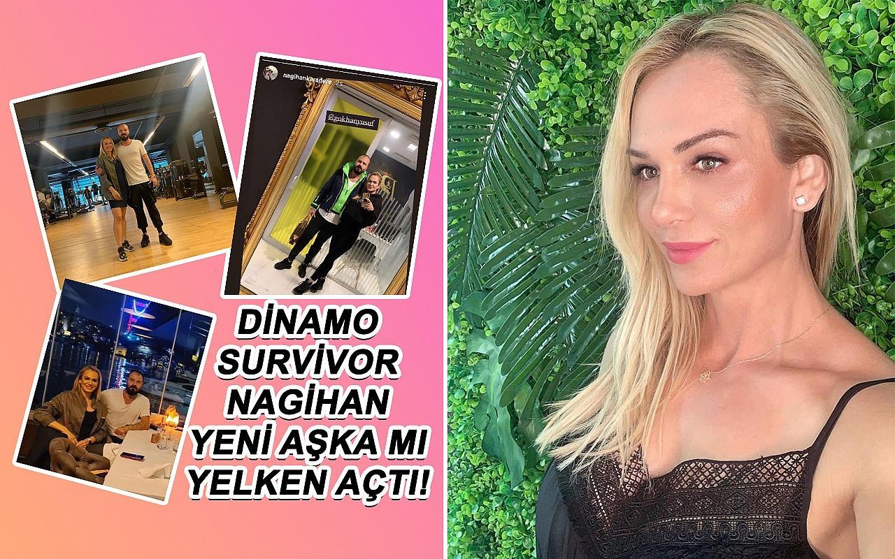 Survivor Nagihan Karadere yeni bir Aşka mı yelken açtı?