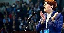 İYİ Partide Meral Akşener yeniden genel başkan seçildi