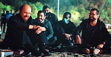 Kamp Tayfa ekibine Bilal Erdoğan'dan süpriz ziyaret!